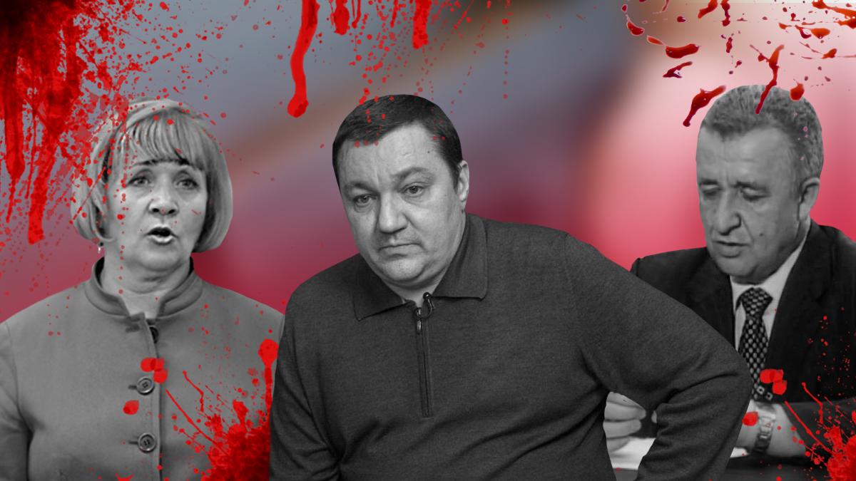 Сумнівні самогубства політиків