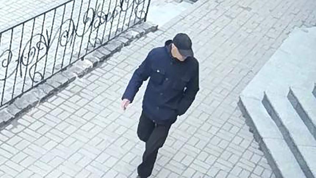 Хто вбив Вадима Комарова - фоторобот