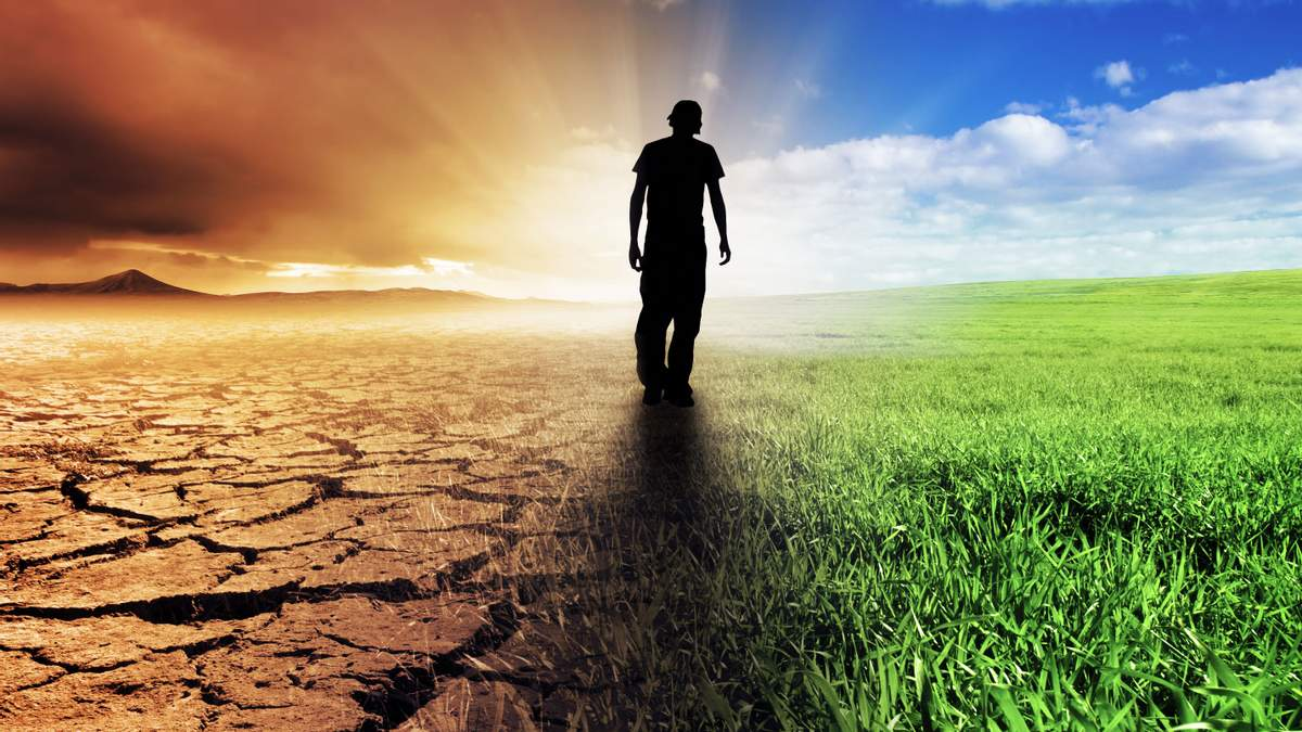 Сайт показує зміни клімату