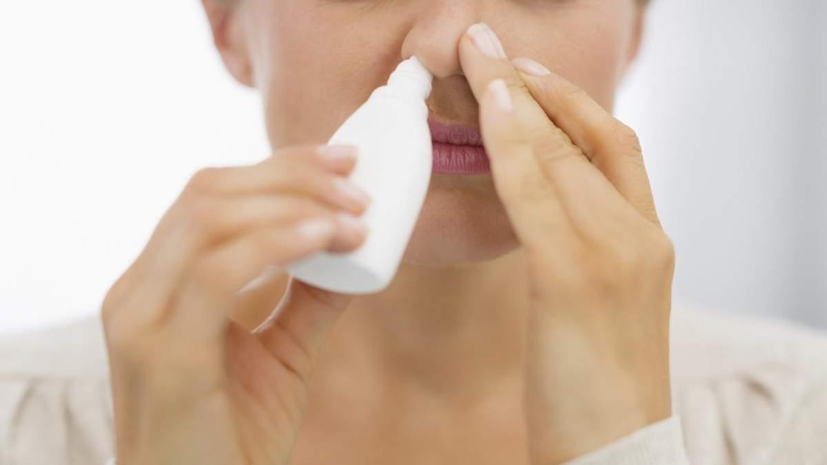 Почему нельзя часто пользоваться каплями для носа