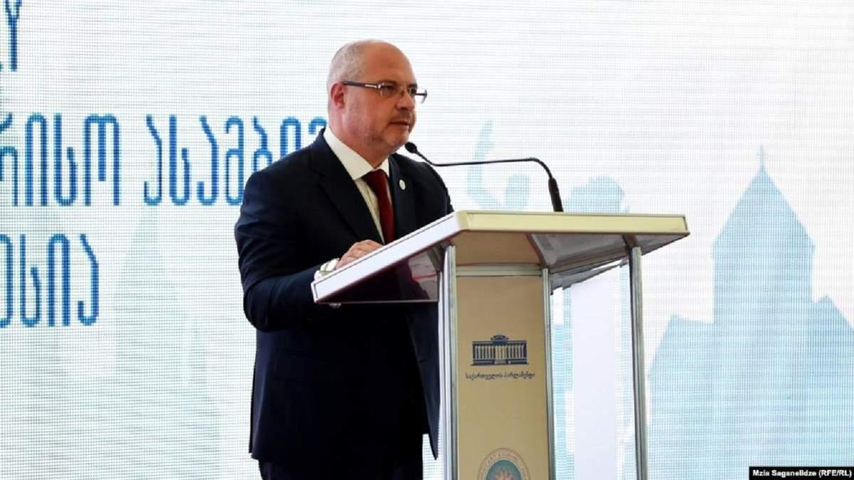 Винуватець грузинських протестів – депутат Держдуми РФ Сергій Гаврилов