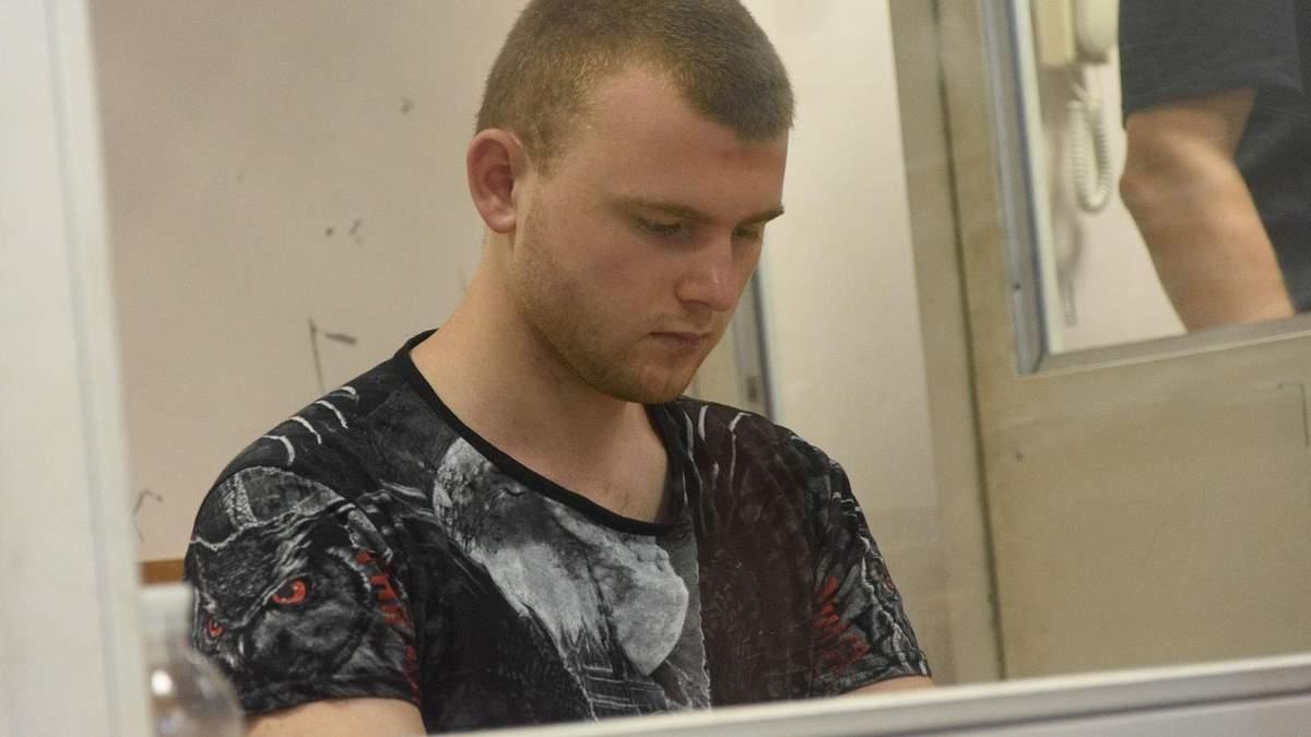 Суд над Николаем Тарасовым за убийство Даши Лукьяненко - мера пресечения