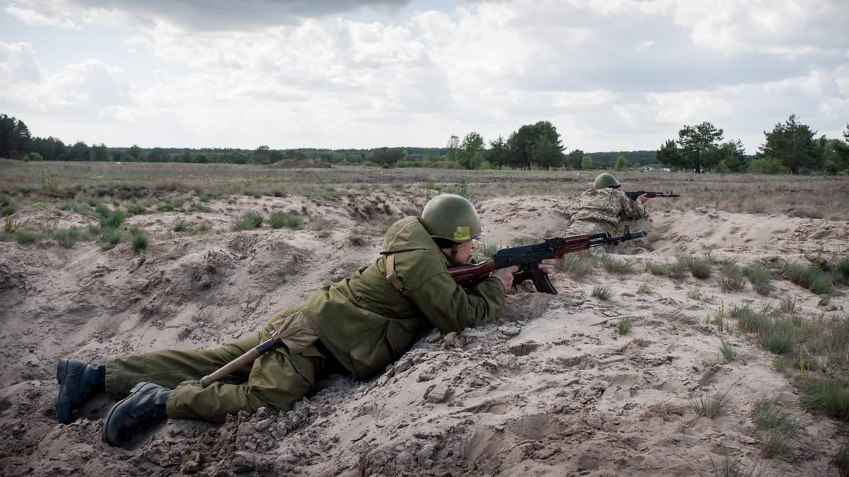 Українські бійці дали потужну відсіч ворогу на Донбасі