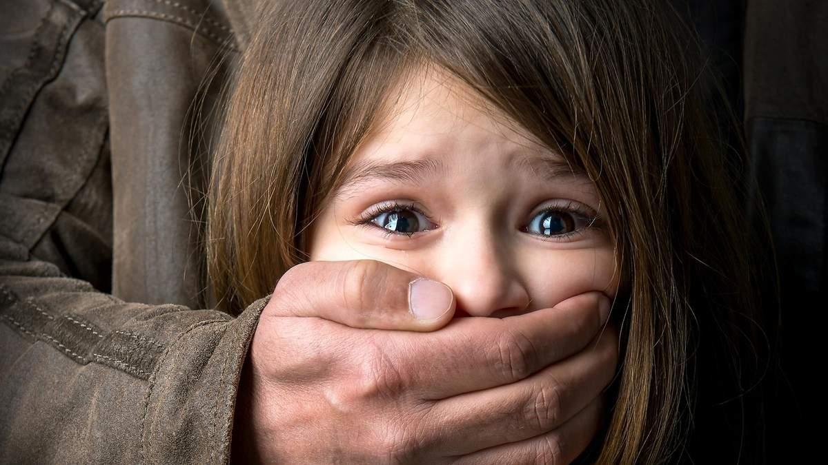 В Запорожье изнасиловали ребенка