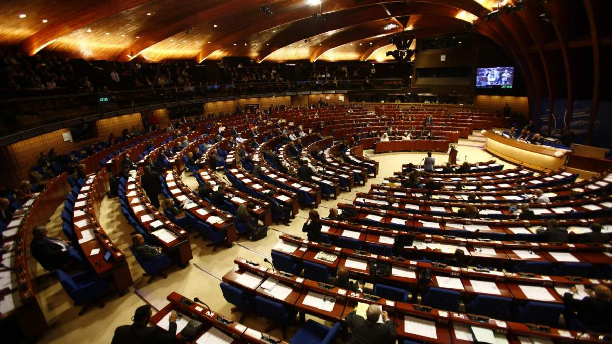 Решение ПАСЕ сломает персональные санкции ЕС против нескольких россиян