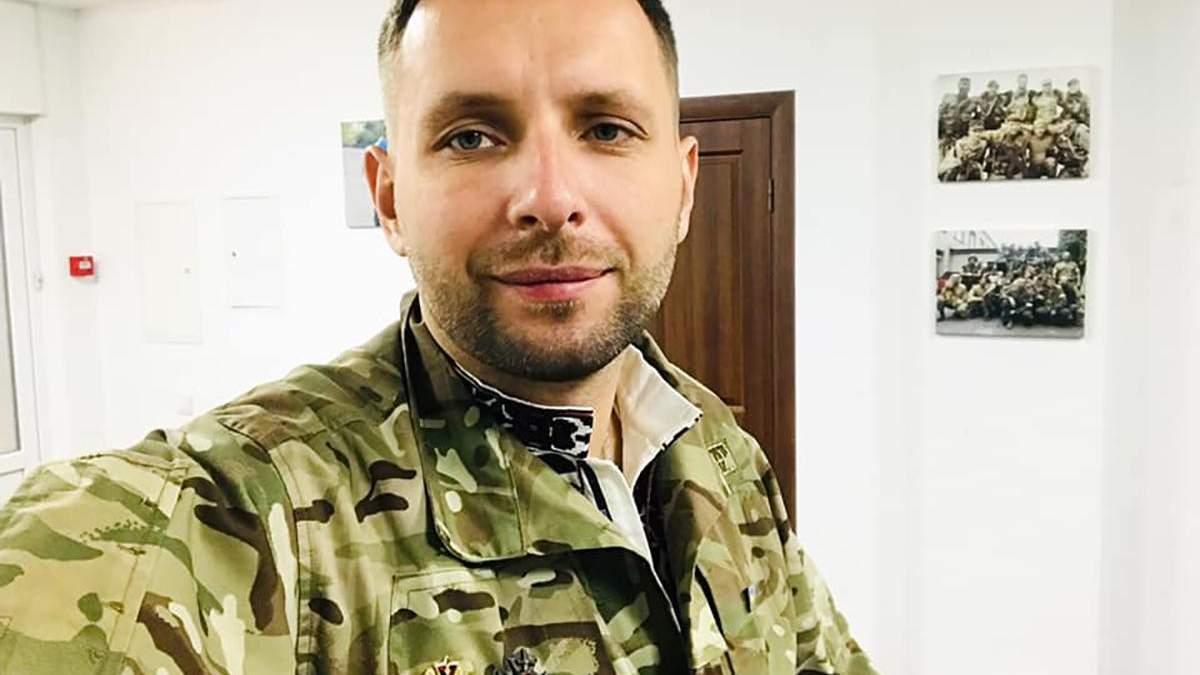 Парасюк буде судитися через відмову ЦВК реєструвати його кандидатом у нардепи
