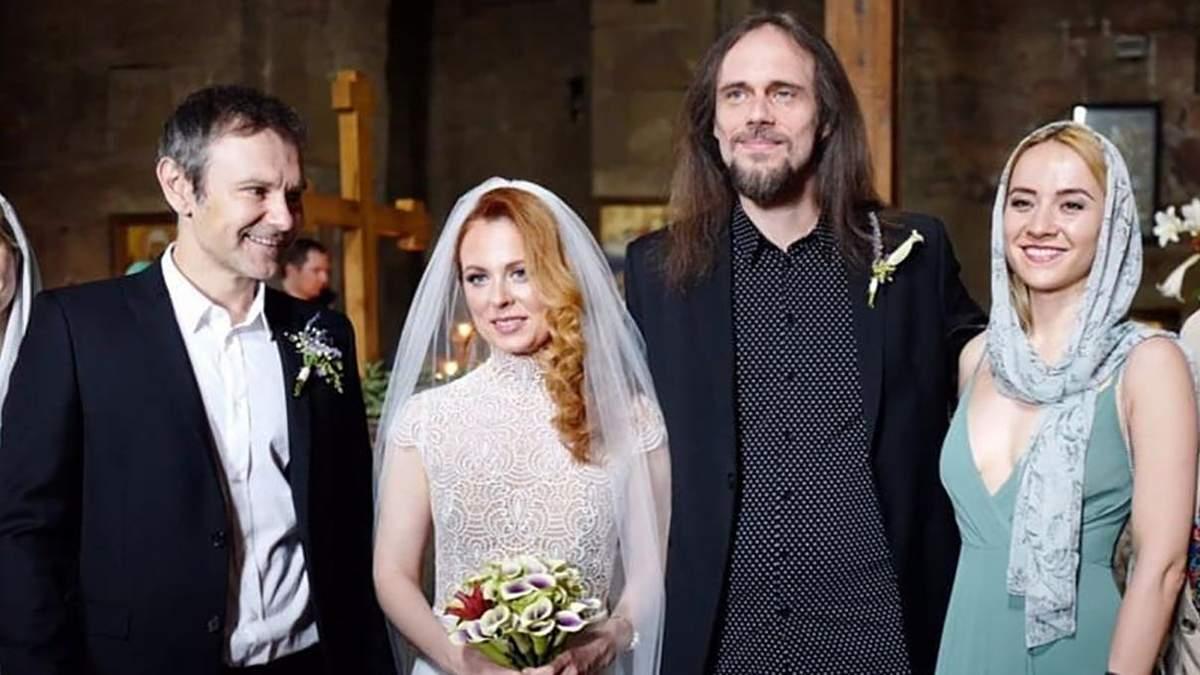 """Весілля гітариста гурту """"Океан Ельзи"""""""