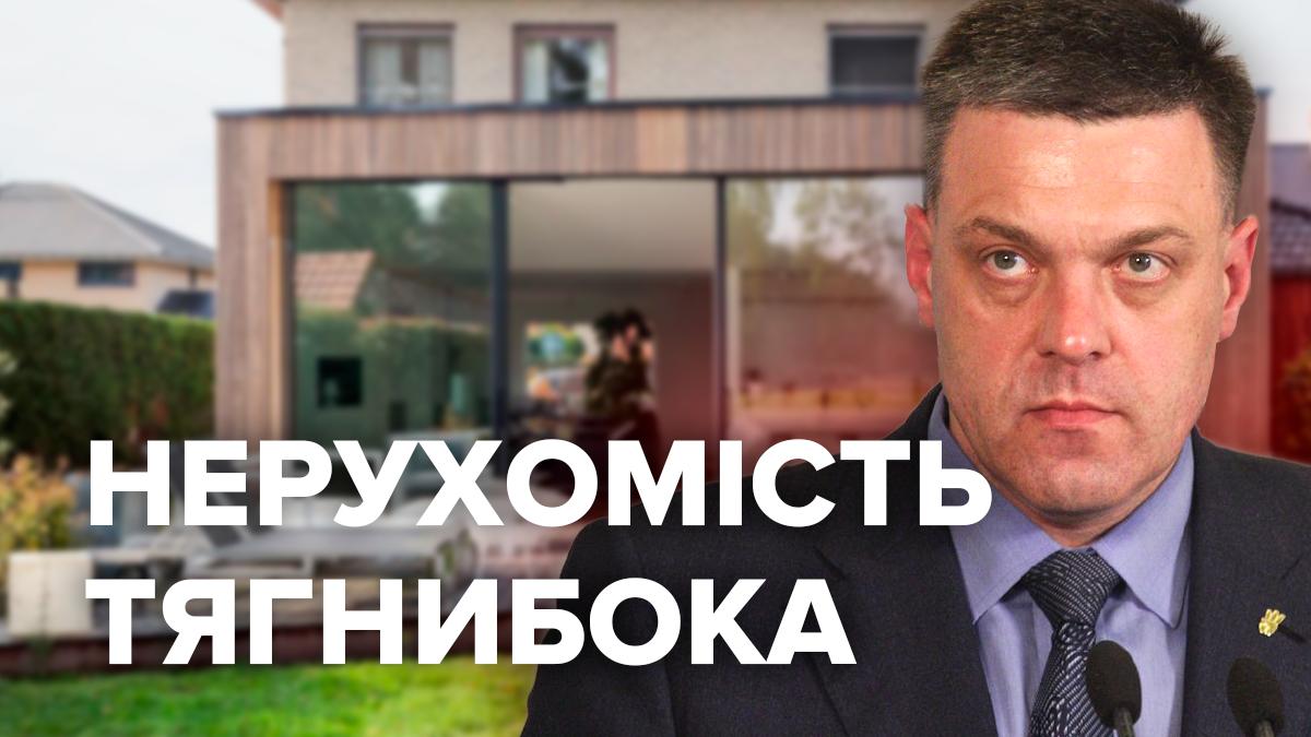 Нерухомість Олега Тягнибока - що відомо про маєтки лідера Свободи
