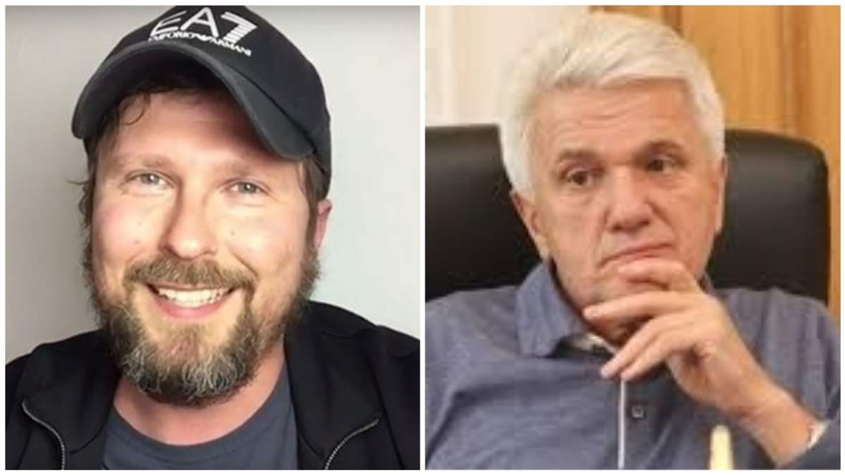 Анатолий Шарий и Владимир Литвин
