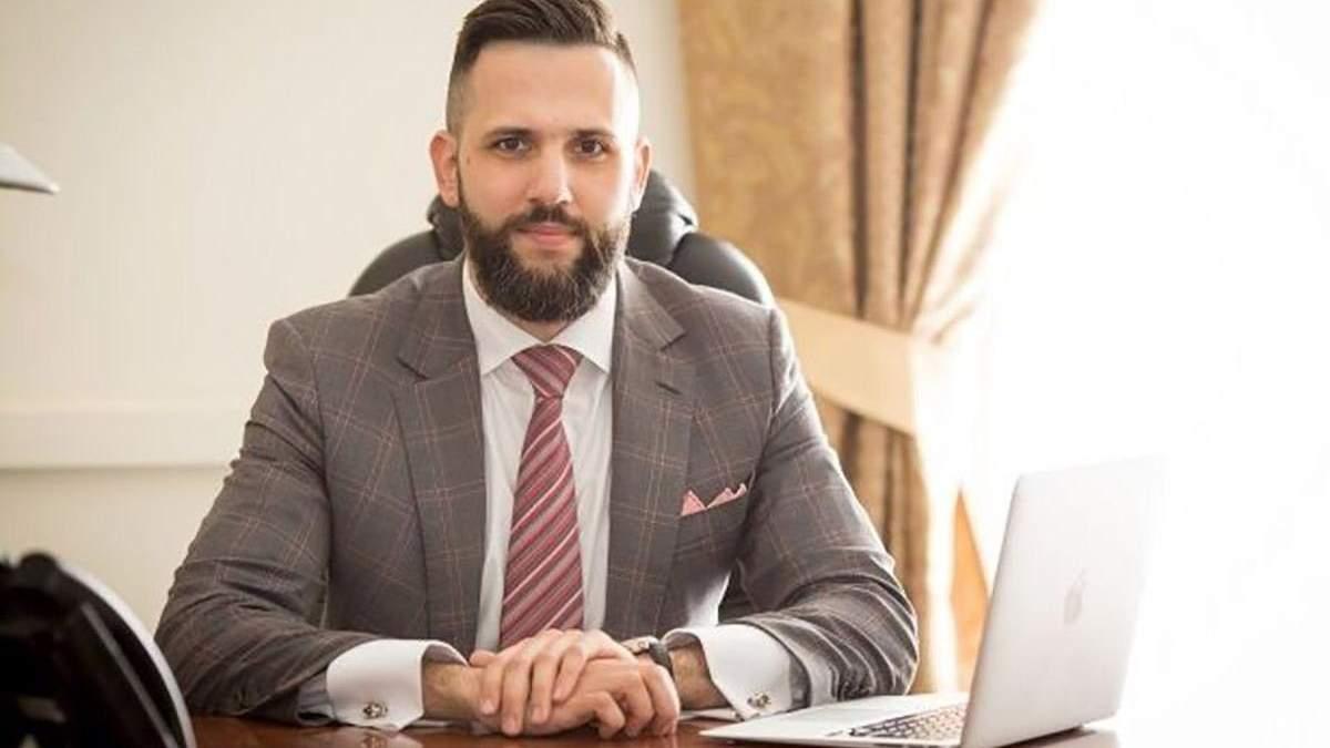 Максим Нефьодов звільнений – біографія, що про нього відомо
