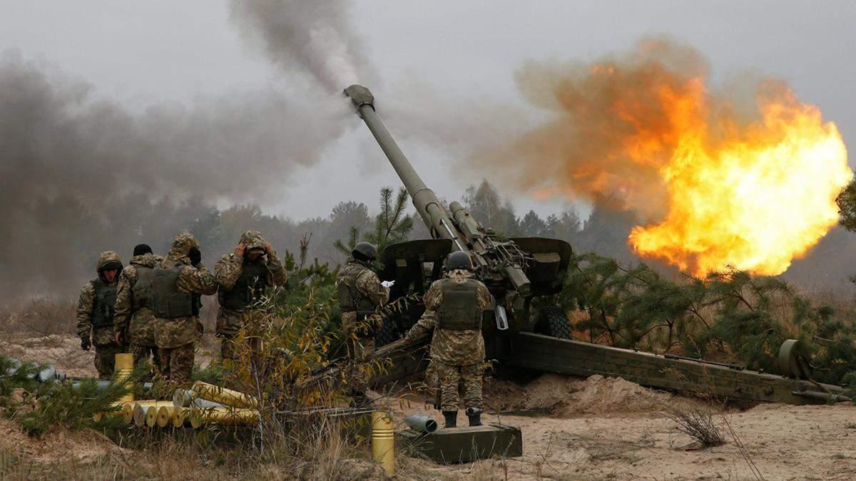 Оккупанты продолжают гатить на Донбассе: 7 пострадавших украинских военных