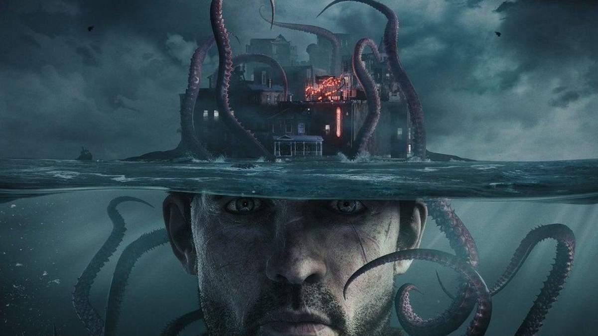 Постер гри The Sinking City