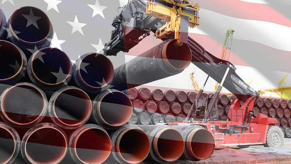 """Закон про санкції проти """"Північного потоку-2"""" ще мають схвалити Сенат та президент США Дональд Трамп"""