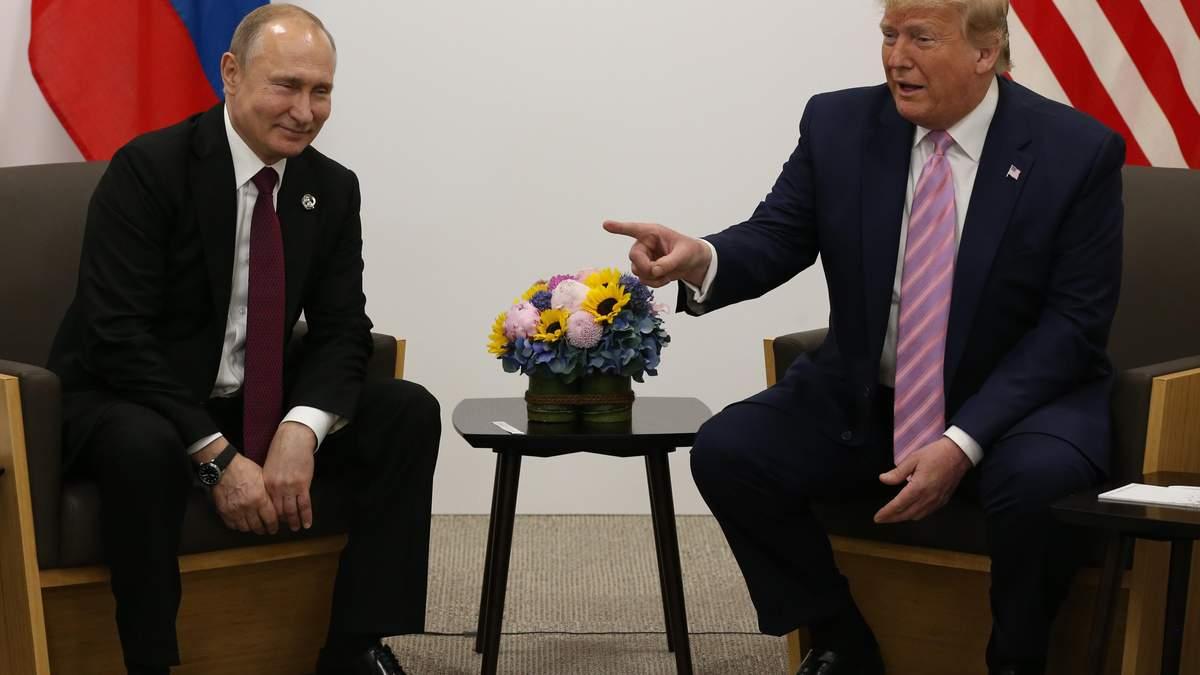 Встреча Трампа и Путина в Японии, Осака - фото, видео встречи на G20 2019