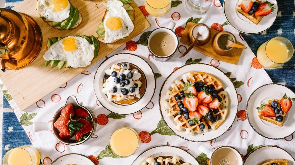 Чи обов'язково їсти традиційний сніданок