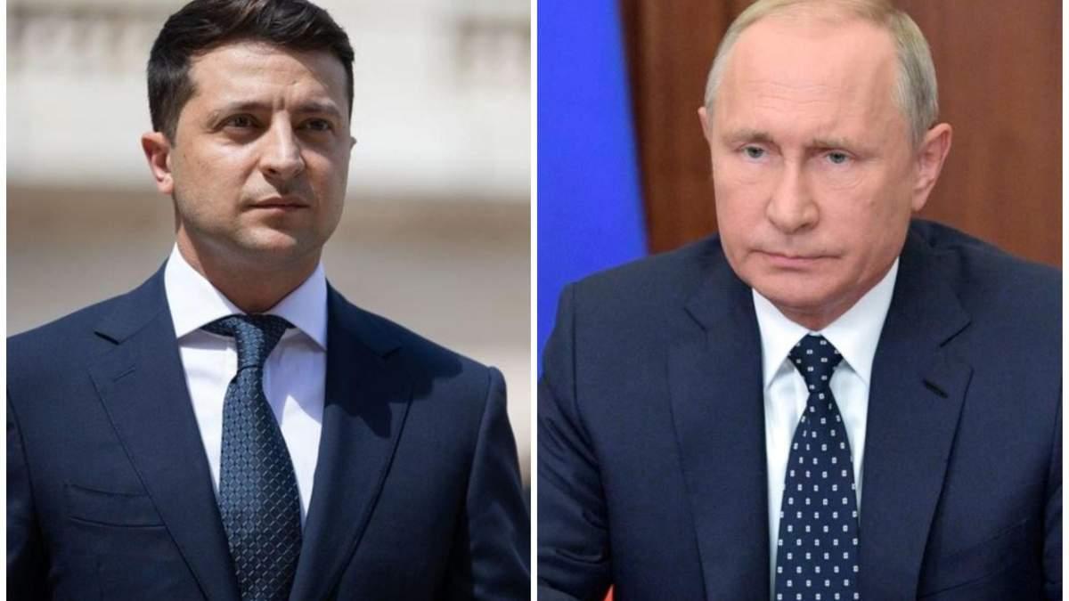 Верните детей, – Зеленский обратился к Путину из-за пленных моряков