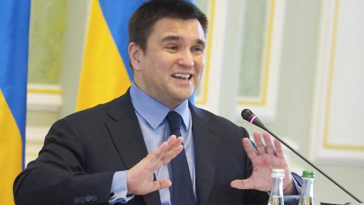 Російська пастка: Клімкін опублікував скандальну ноту РФ та відповідь України