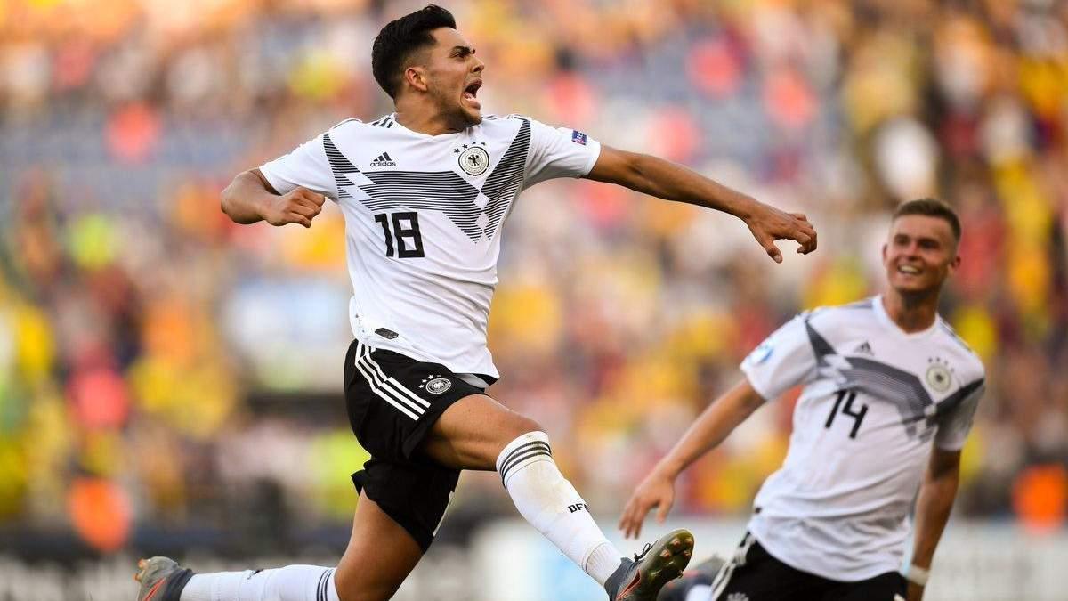 Финал испания германия по футболу