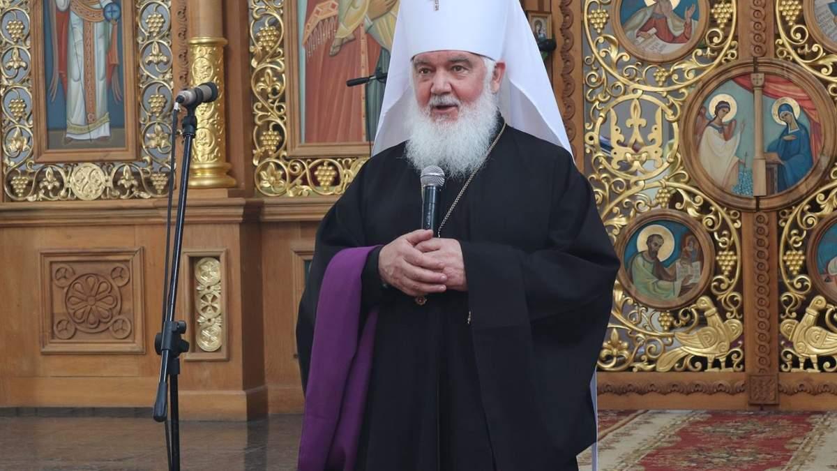 О Филарете, конфликте в ПЦУ и развитии церкви: интервью с митрополитом Макарием
