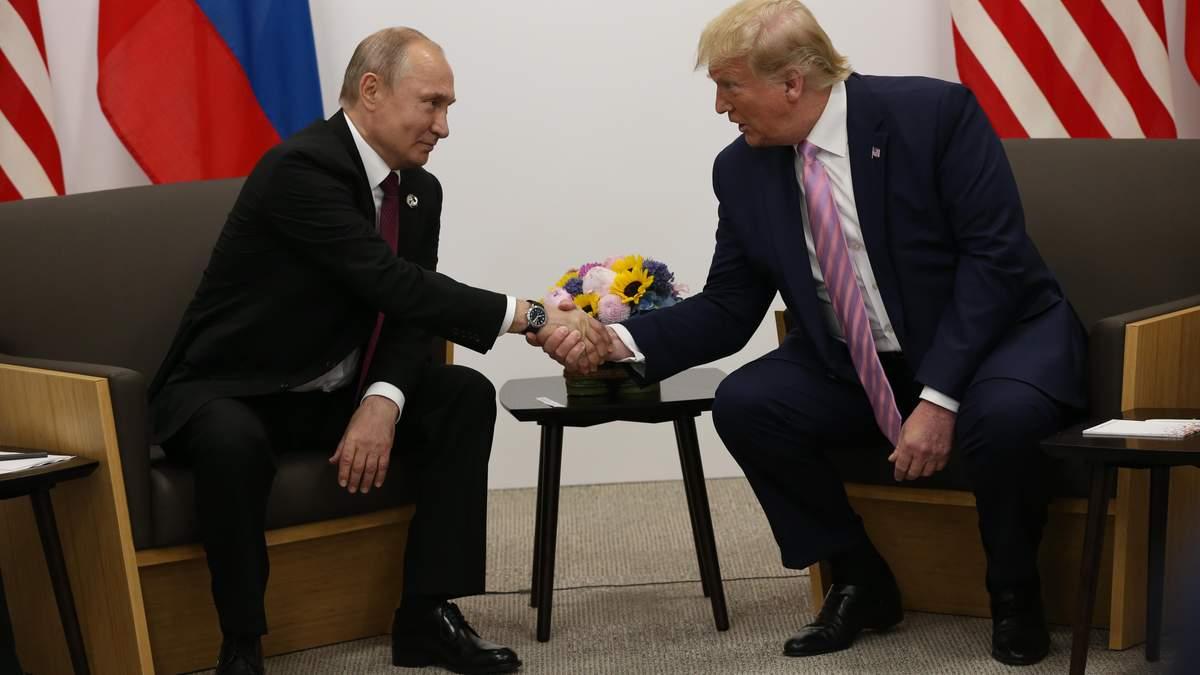 Встреча Трампа с Путиным: политики не обсуждали освобождение украинских моряков