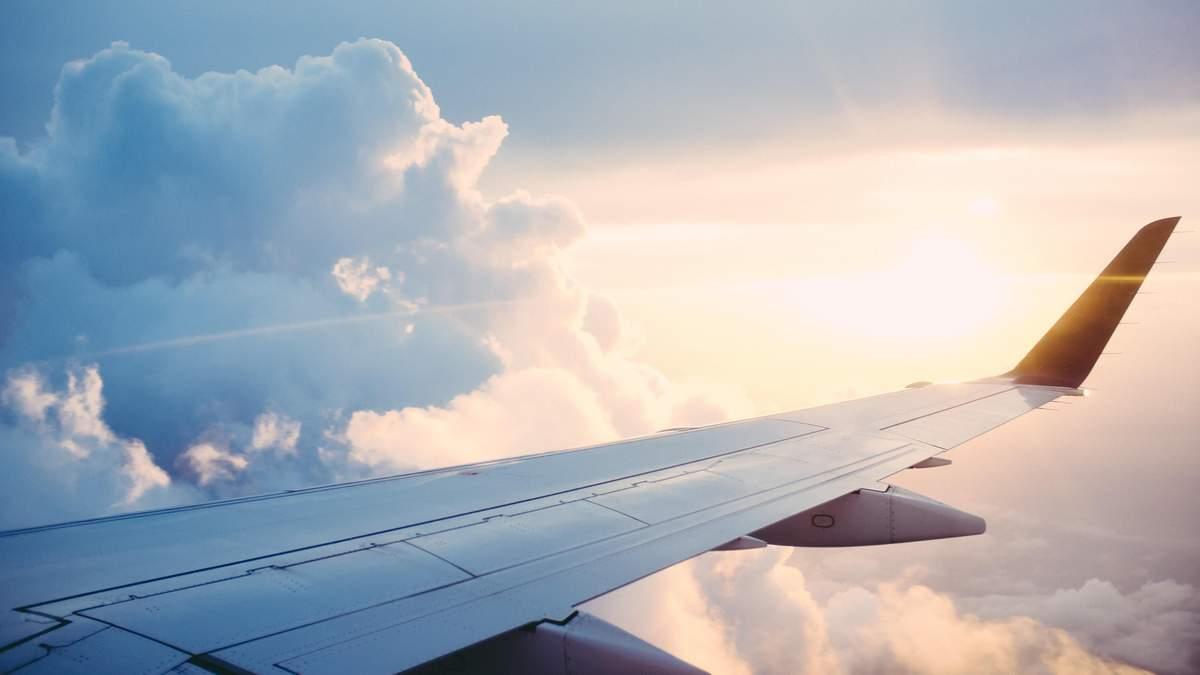 Почему в самолете сохнет кожа