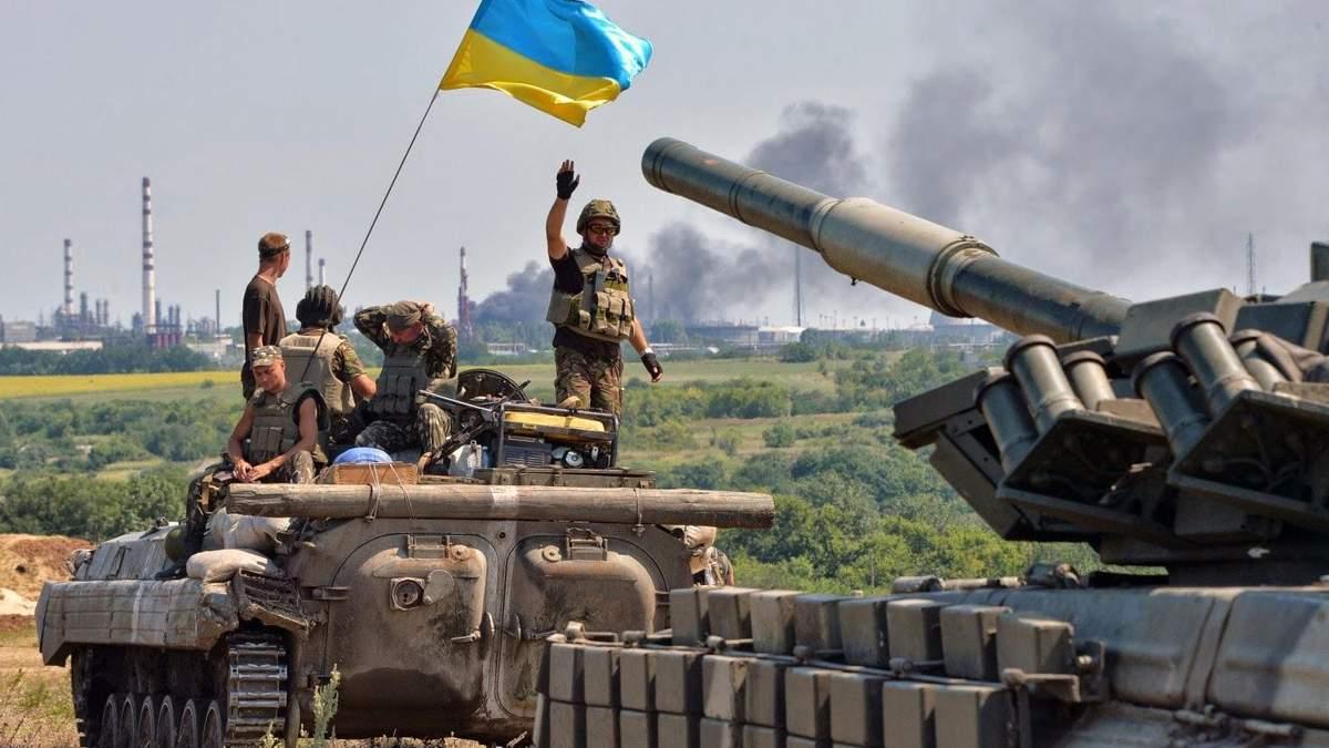 Розведення сил у Станиці Луганській: проросійські бойовики відійшли майже на 2 кілометри