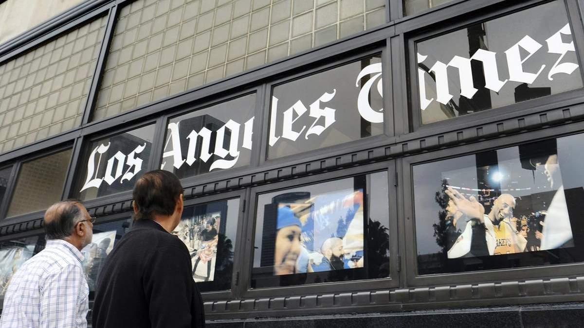 Газета Los Angeles Times назвала оккупированную Ялту российской Санта-Барбарой