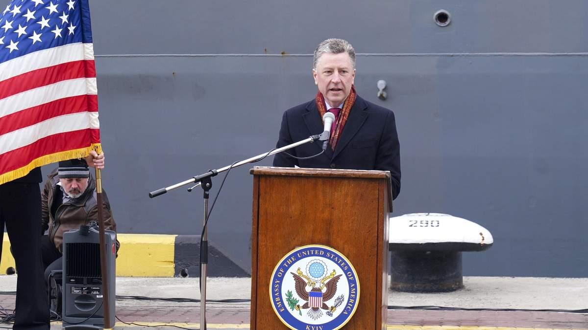 Це пастка, – Волкер про пропозицію Росії звільнити моряків