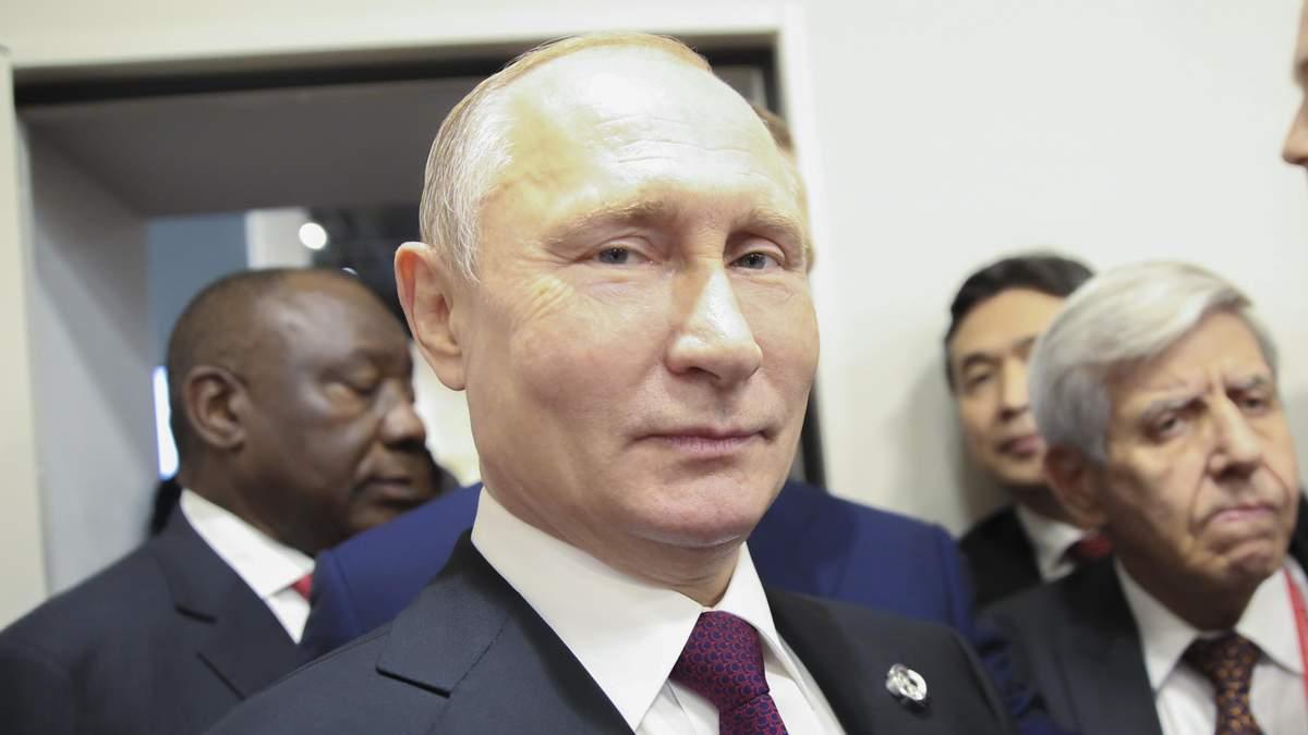 Освобождение украинских моряков: Путин отметился странным заявлением