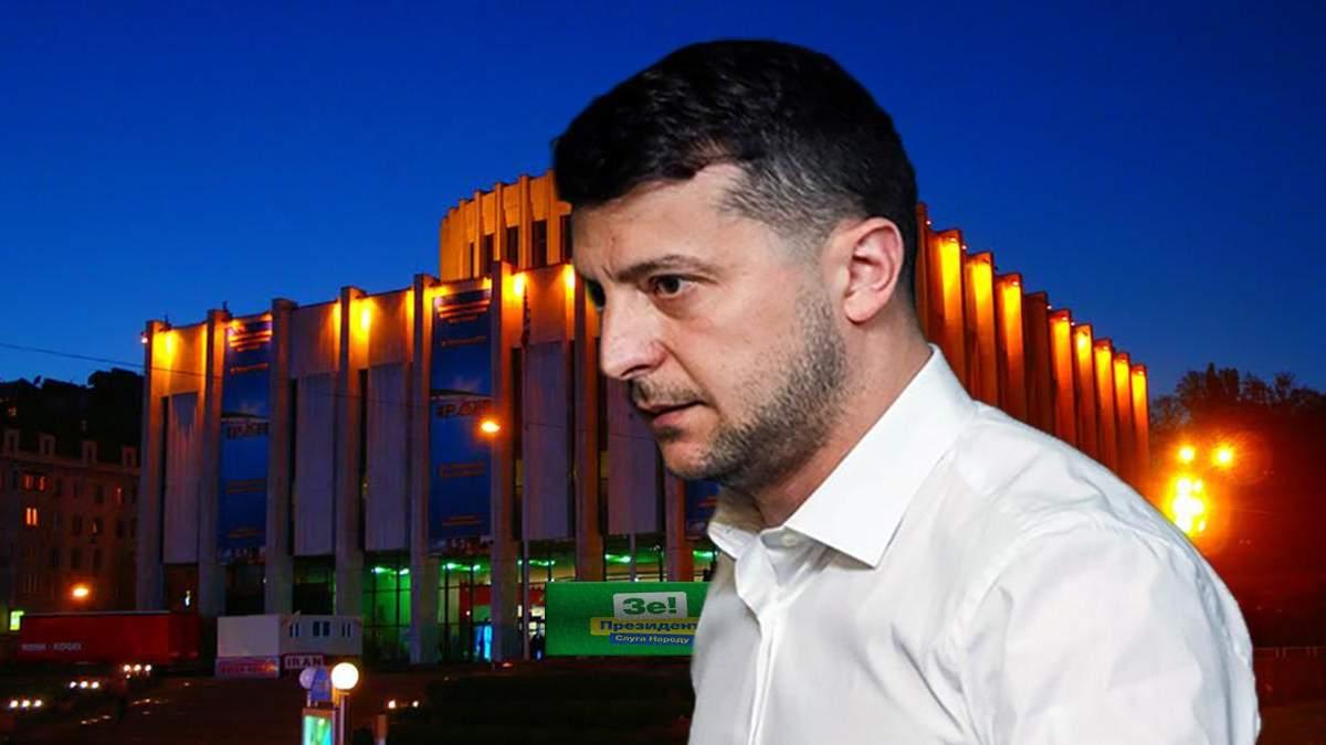 На реконструкцію Українського дому, де планують розмістити Офіс президента, витратять 300 мільйонів гривень