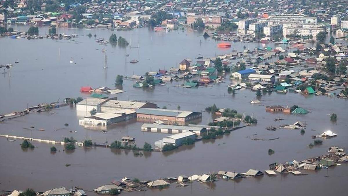 У Сибіру затопило ціле місто, є загиблі – фото, відео