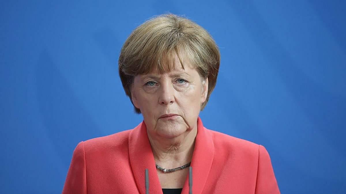 Ангела Меркель прокоментувала свій стан здоров'я