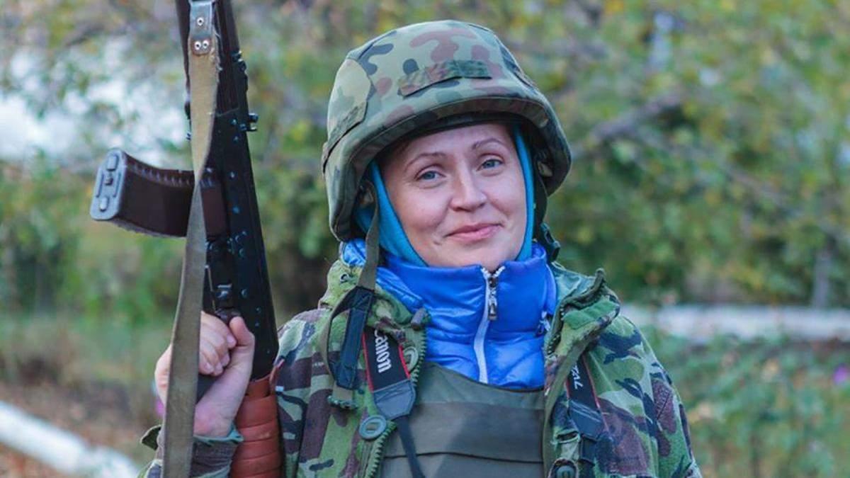 Померла Марина Шеремет - волонтер загинула в ДТП на Чернігівщині
