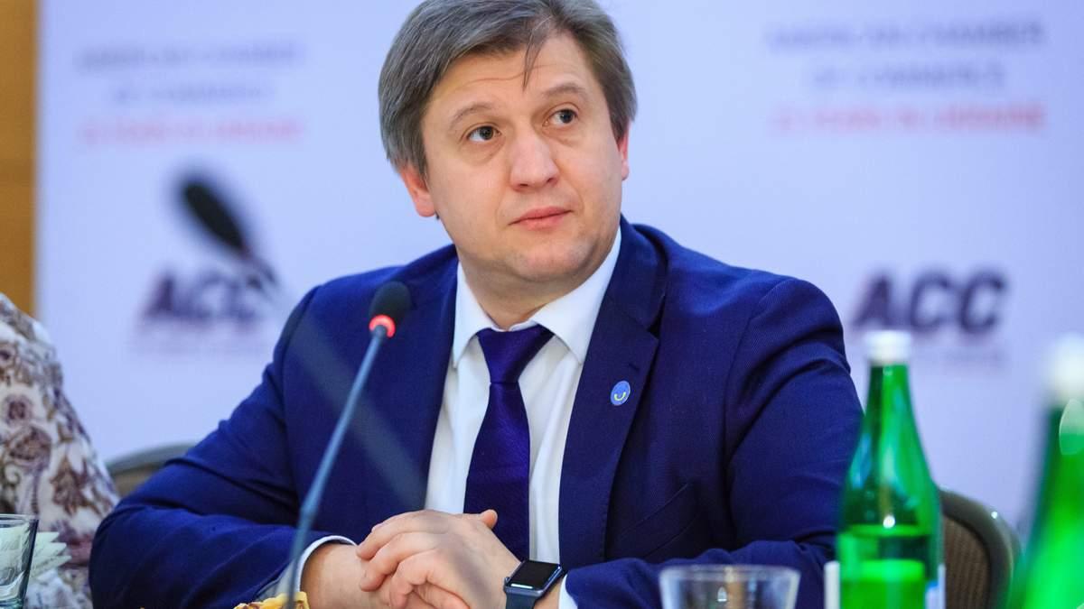 Секретар РНБО Данилюк озвучив свою позицію щодо візового режиму з Росією