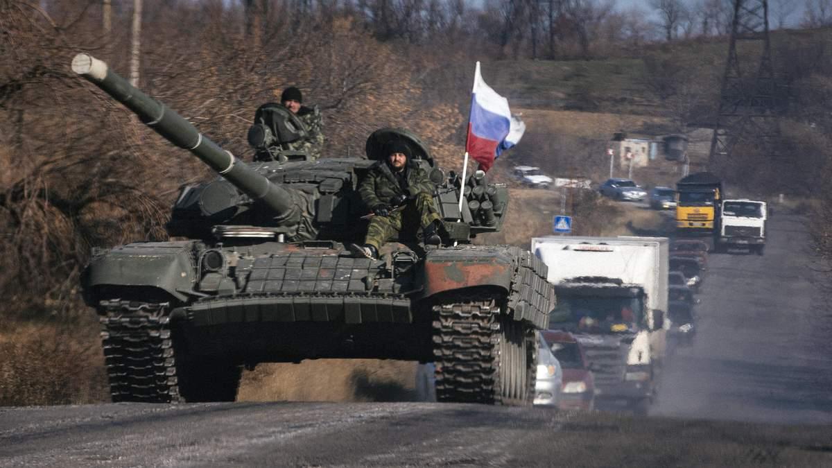 Росія готується до наступу на Україну, – Данилюк