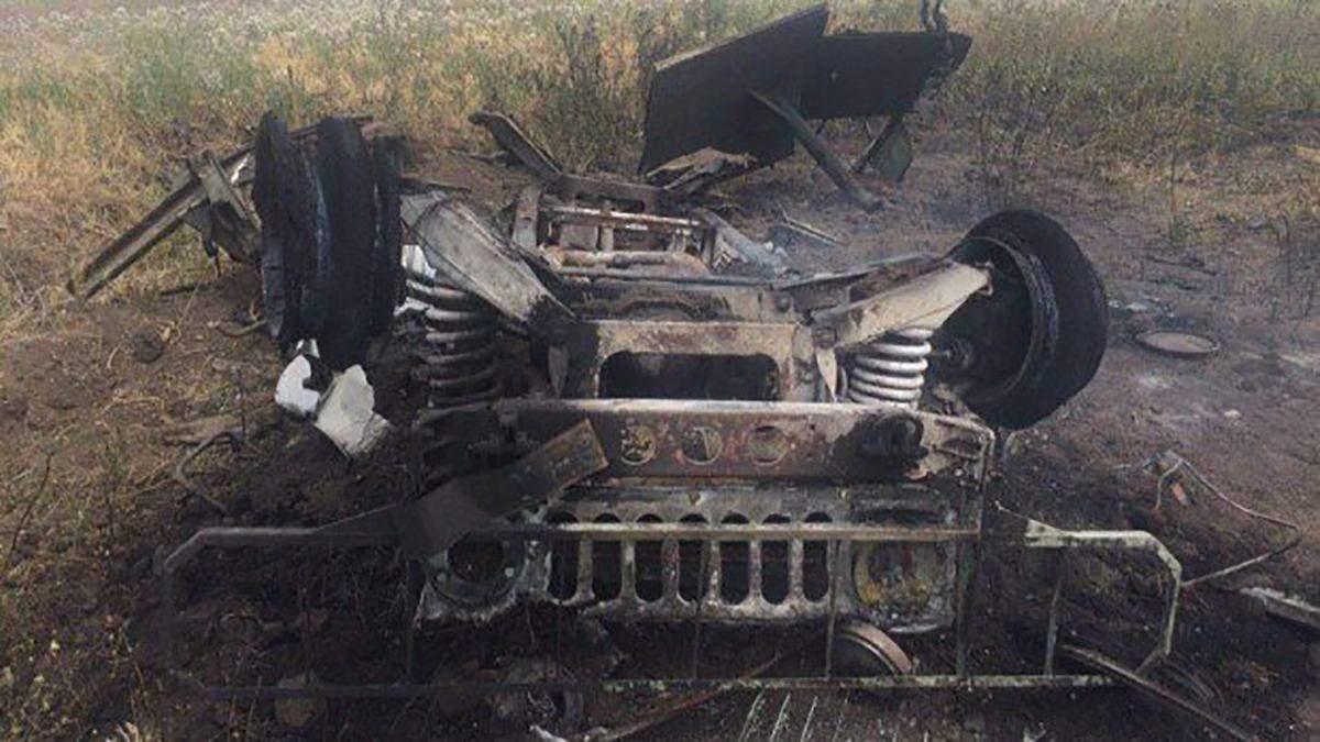 Ситуацію з обстрілом санітарного автомобіля на Донбасі розглянуть в рамках ТКГ, – Данилюк