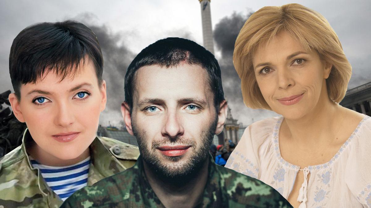 Обличчя Майдану: чому українці розчарувались у лідерах протесту - 2 липня 2019 - Телеканал новин 24