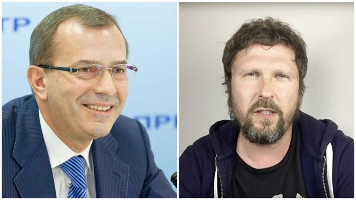 ЦВК зареєструвала кандидатами в депутати одіозних Клюєва та Шарія