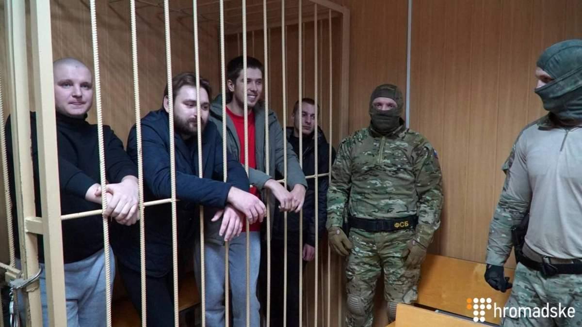 Росія готова де-факто звільнити моряків під певні гарантії, – адвокат