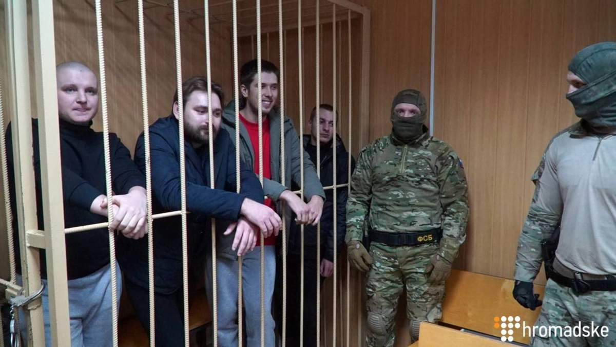 Россия готова де-факто освободить моряков под определенные гарантии, – адвокат