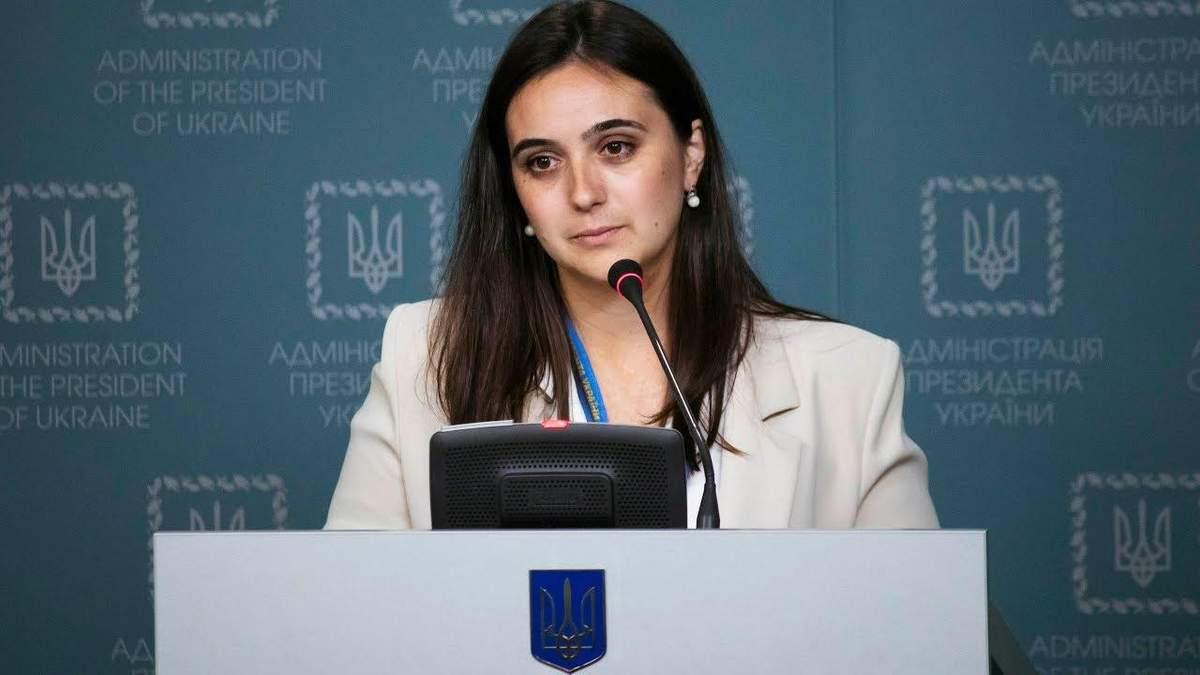 Юлия Мендель была на допросе в ГПУ