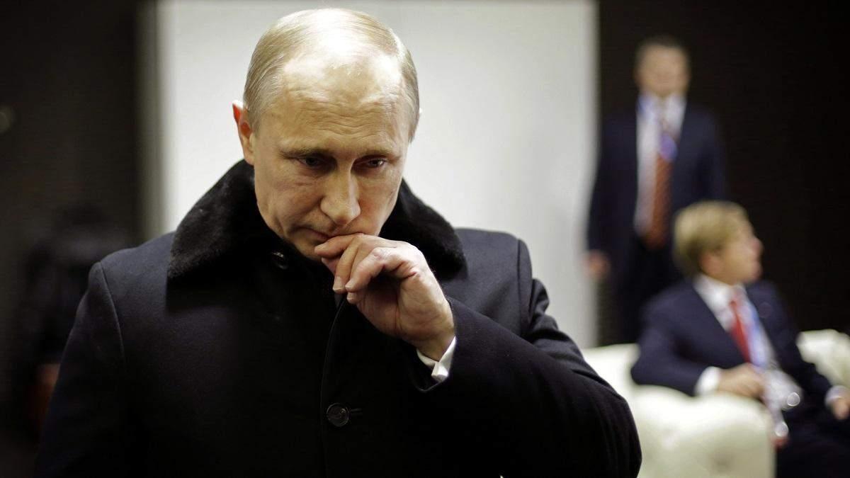 Путіна обматюкали у прямому ефірі грузинського телеканалу: відео 18+