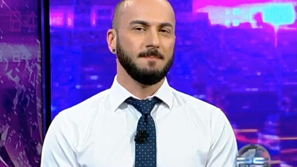 Путіна обматюкали на грузинському телеканалі: журналіста Габунію відсторонили, але не звільнять