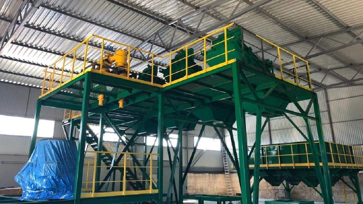 Фабрика на Мужиевском месторождении полиметаллов