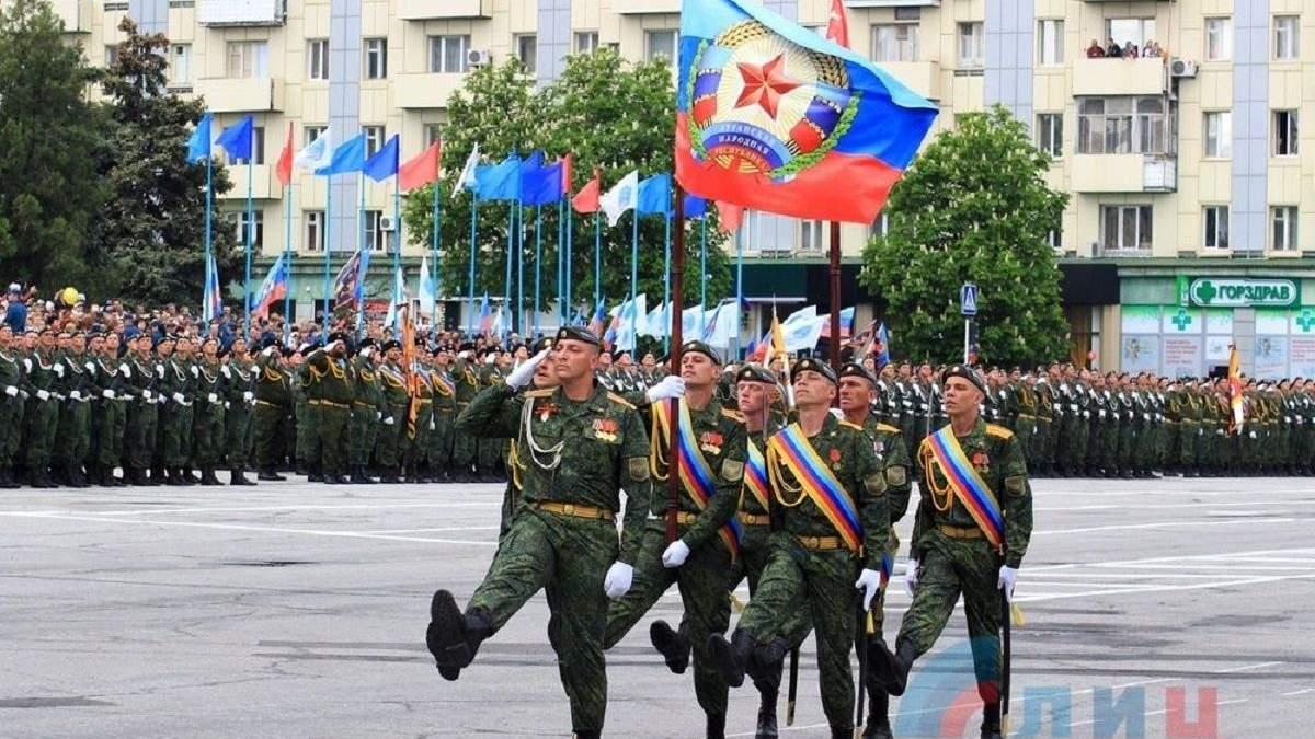 Місія ОБСЄ зафіксувала активні навчання бойовиків на Луганщині