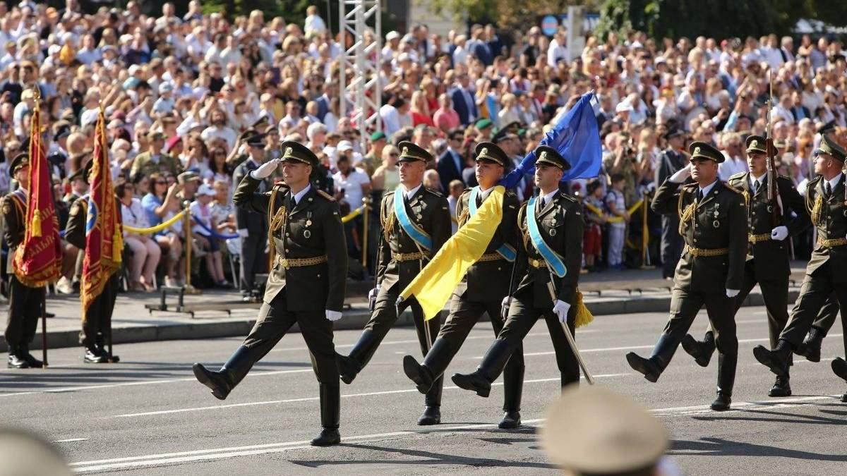 """Небезпечний суперник """"Слуги народу"""", або Чому Зеленський вирішив скасувати військовий парад"""