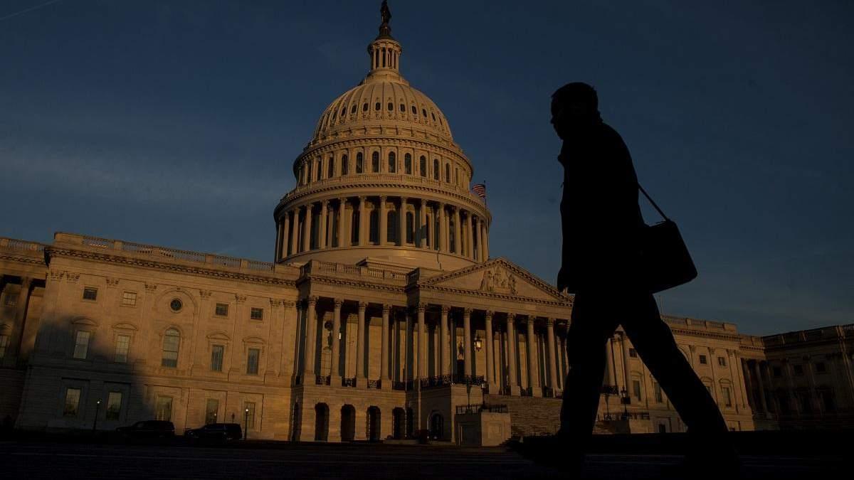 Конгресс США одобрил поправку, которая предусматривает новые санкции против России