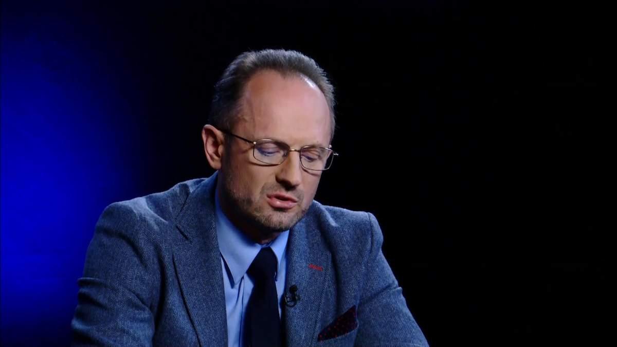 Безмертный объяснил, почему России выгодно снятие блокады с Донбасса