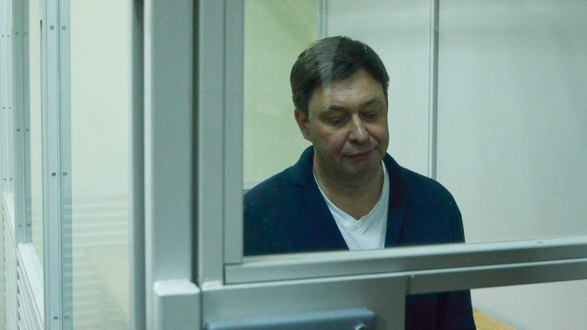 Омбудсмен России прокомментировала возможность обмена Вышинского на украинских моряков