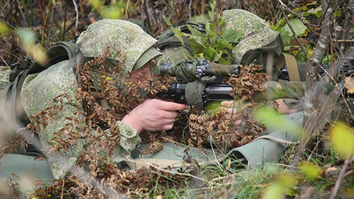 Росія почала перекидати на окупований Донбас додаткові снайперські підрозділи